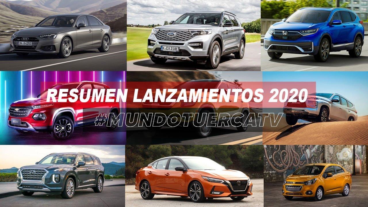 Resumen Los Mejores Lanzamientos Autos Y Suv Del 2020 Por Mundotuerca Tv Youtube