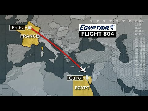 EgyptAir Flight 804 Missing | Did a Bomb Blow Plane Out of the Sky?