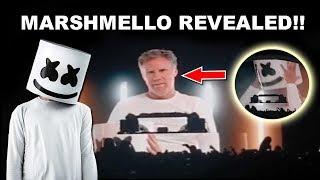 Marshmello Reveals Himself (again)