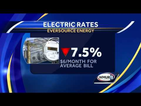 Eversource Energy seeks reduction in electric rates