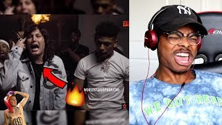 His Voice Tho...Pause | NLE Choppa & Clever - Stick By My Side | Reaction