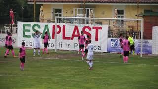 Gol e highlights Brescia CF-Riozzese