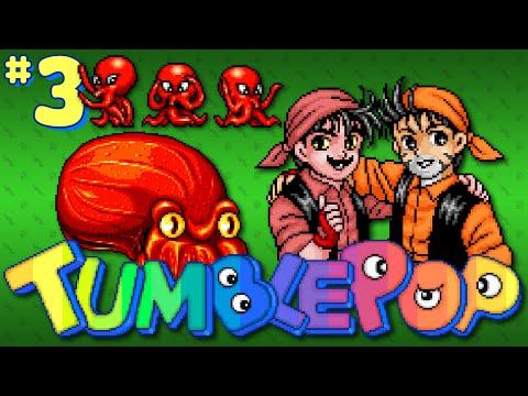 Tumblepop (Arcade) - Part 3: Mumblecop - Octotiggy