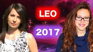 LEO 2017 Yearly Horoscope with Astrolada and Marina. LASTING Romance and Business Opportunities!