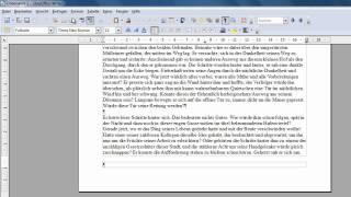 LibreOffice und OpenOffice Writer - Seitenzahlen einfügen und entfernen