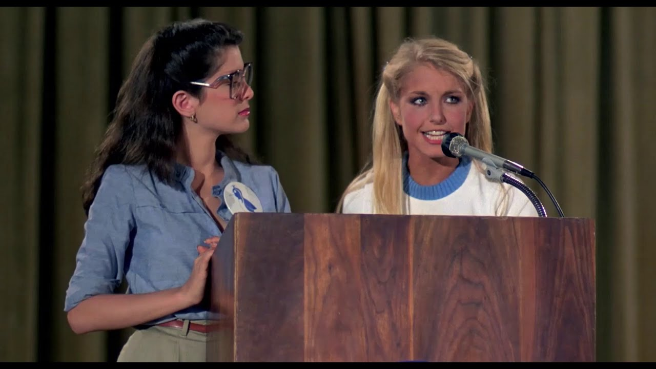 Download Heather Thomas - 'Zapped!' (Every Scene - Part 1) HD