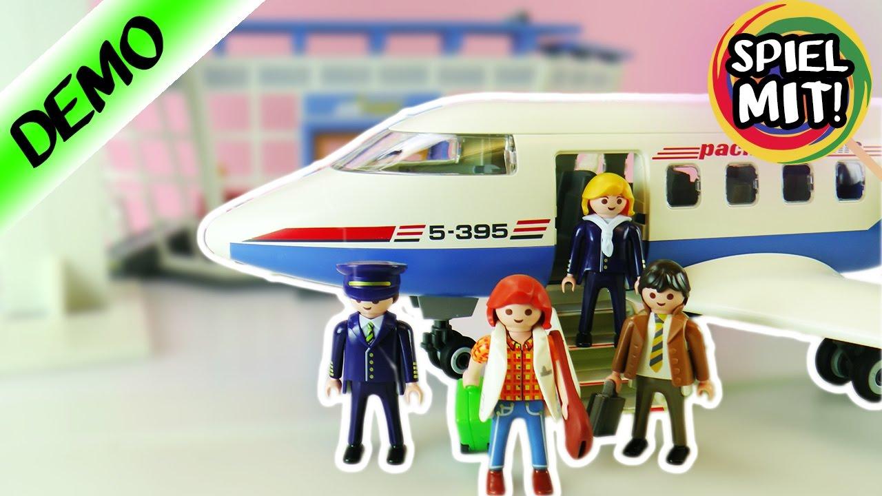 Passagierflugzeug Spiele