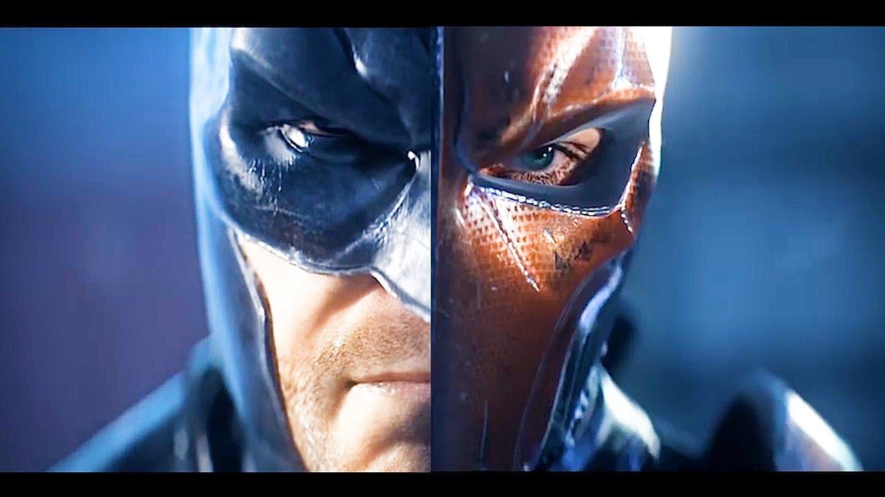 Download Batman Arkham Origins CGI Trailer | Batman vs Deathstroke Fight Scene Breakdown