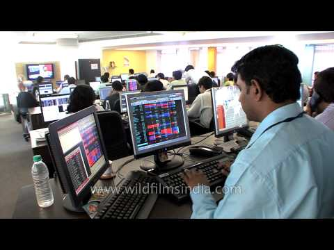 This is how the US$2 Trillion Indian stock market trades!