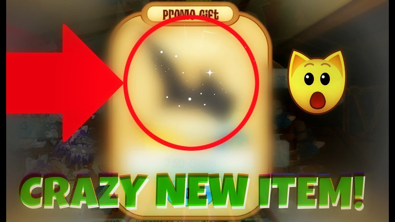 NEW EXCLUSIVE CODE GIVES UNRELEASED ITEM!? ll Animal Jam