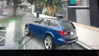 GTA V Car Crashes