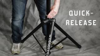 Ultimate Support TeleLock Series Speaker Stands Overview | Full Compass