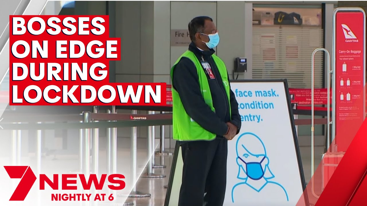 Sydney businesses shedding workers to stay afloat during the COVID-19 pandemic