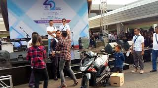 "Pengundian Hadiah Utama Festival Dirgantara Indonesia ""Indonesia Mengangkasa"""