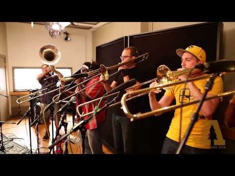No BS! Brass Band - Khan! - Audiotree Live