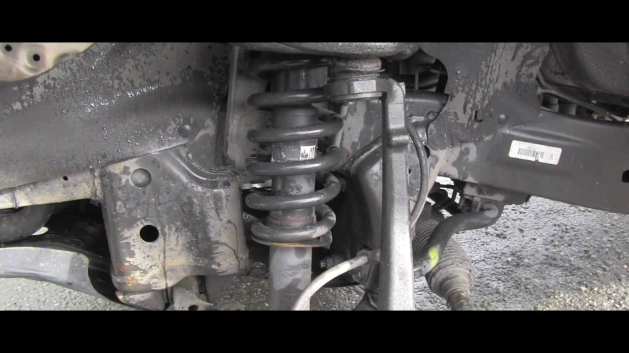 Toyota Tacoma Front Rattle Noise