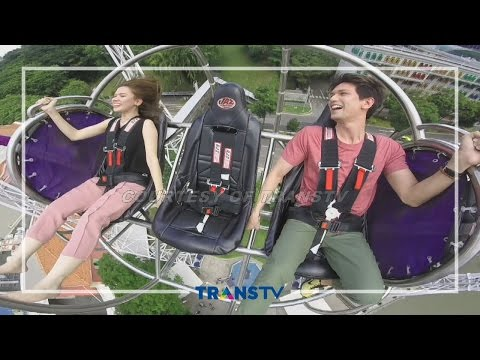CELEBRITY ON VACATION - Dimas Beck And Michele Joan  Goes To Singapore 2 Part 3/3