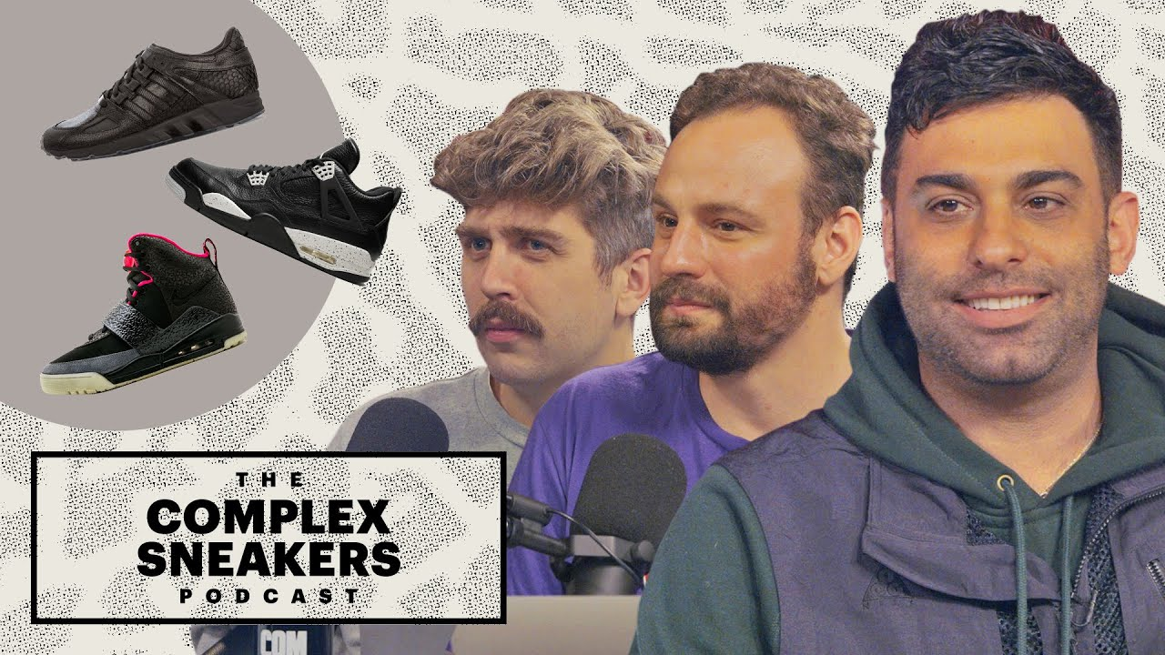Download The Stories Behind Our Biggest Interviews With Kanye, Nigo, and More | The Complex Sneakers Podcast