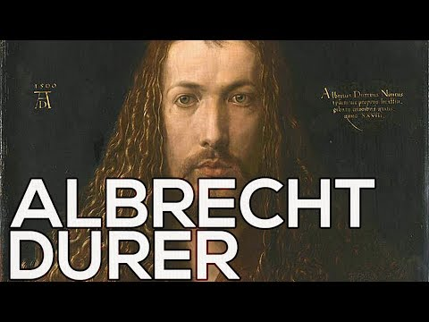 Albrecht Durer: A collection of 153 paintings (HD)