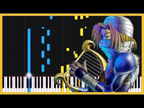 Prelude of Light - The Legend of Zelda: Ocarina of Time [Piano Tutorial] // Power A-Rangers