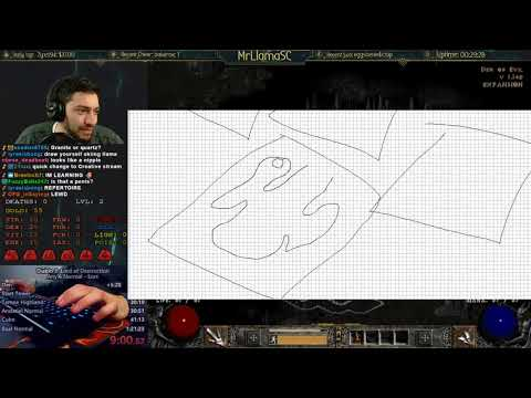 Diablo 2 - Maps, Directions, and Tiles