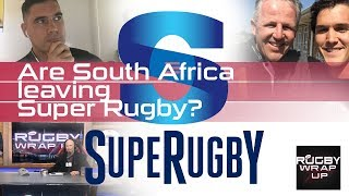 Will South Africa Exodus Kill Super Rugby? Jamie Wall, Johan Le Roux Opine