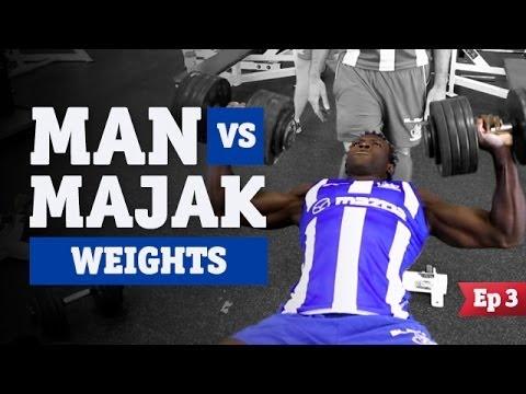 Man vs Majak: Part 3 - Weights