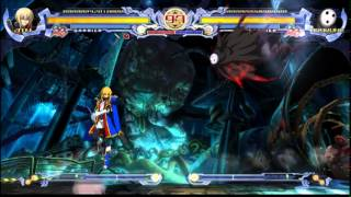 Blazblue Gameplay HD Link de Descarga