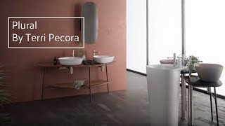 Introducing VitrA Plural by Terri Pecora