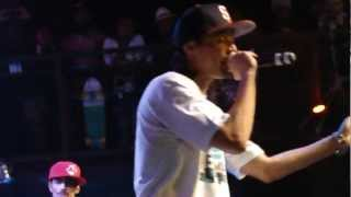 Bone Thugs -N- Harmony - Tha Crossroads live in San Francisco,BTNH Tour 2013.[HD]