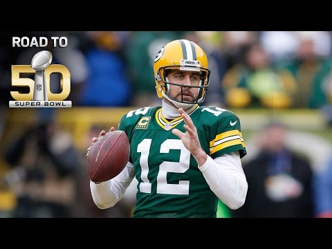 Road to Super Bowl 50: Packers