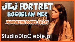 Jej portret - Bogusław Mec (cover by Magdalena Dogiel) #1401