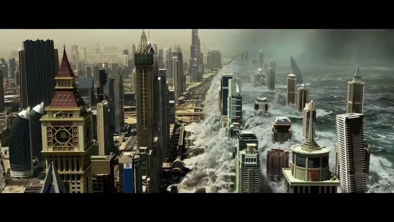 Геошторм (2017) WEBRip 1080р | Трейлер