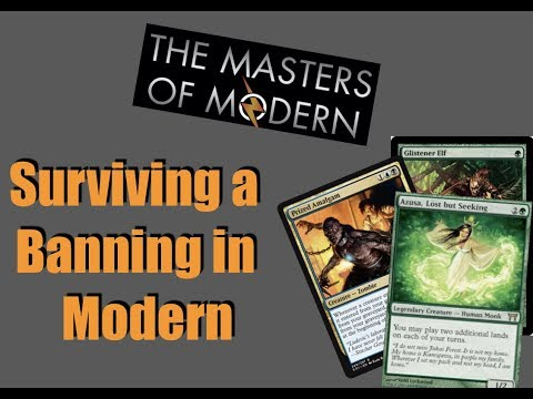 Amulet Titan & The Decks That Survived a Banning in Modern