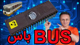 address bus and data bus