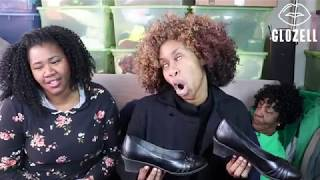 My Mother Wears Church Shoes to the Gym - GloZell xoxo