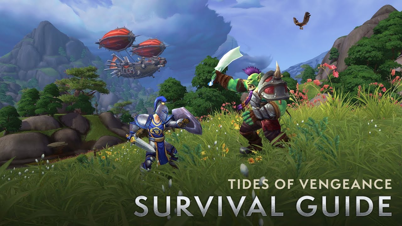 Tides of Vengeance Now Live