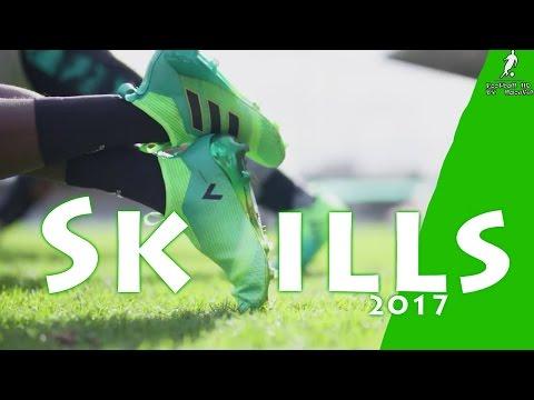Crazy Football Skills & Tricks 2017 #5 ● HD 1080p