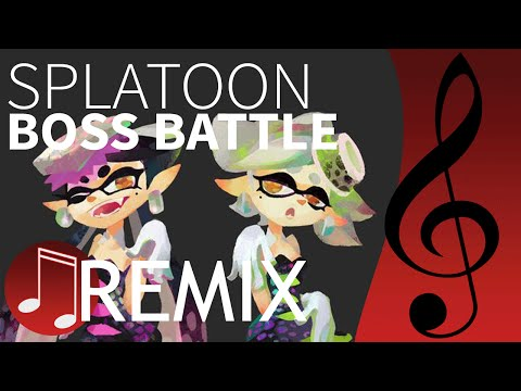Splatoon Final Boss REMIX | by MandoPony (Feat. Callie + Marie)