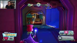 A flotar se ha dicho - Plants vs Zombies Garden Warfare 2
