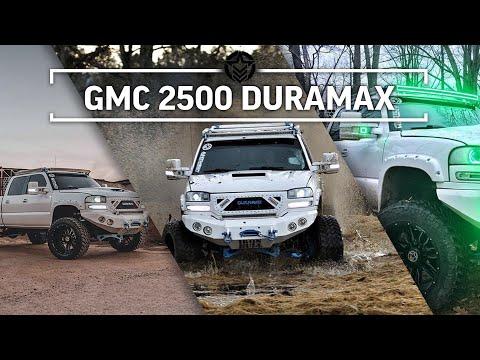Vehicle Spotlight: Johnny Huie 2003 GMC 2500 Duramax