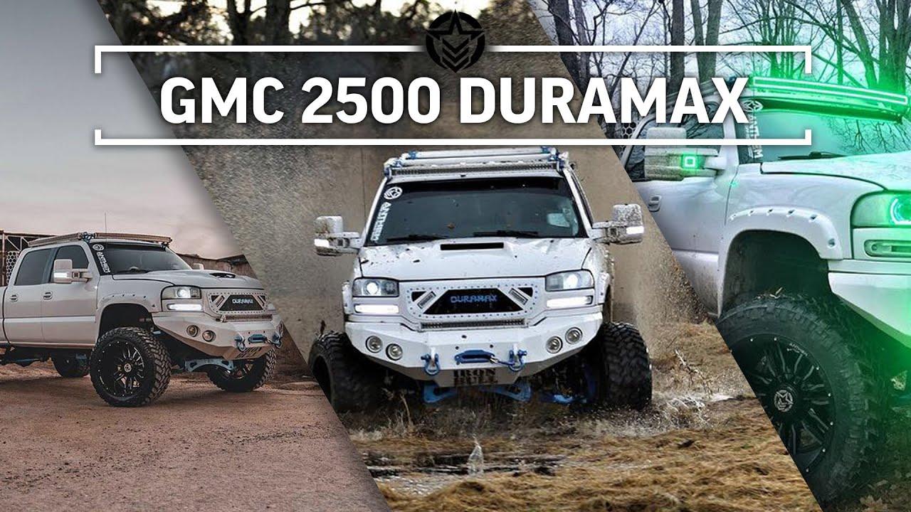 Vehicle Spotlight: Johnny Huie (2003 GMC 2500 Duramax ...