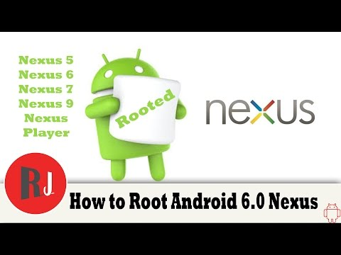 How To Root Your Nexus Device On Android 6 0 Marshmallow