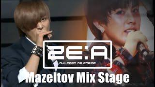 ZE:A (제국의아이들) - Mazeltov (마젤토) [ENG SUB/Lyric/가사/Mix Stage]