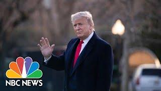 Trump Holds Press Conference On Coronavirus | NBC News (Live Stream Recording)
