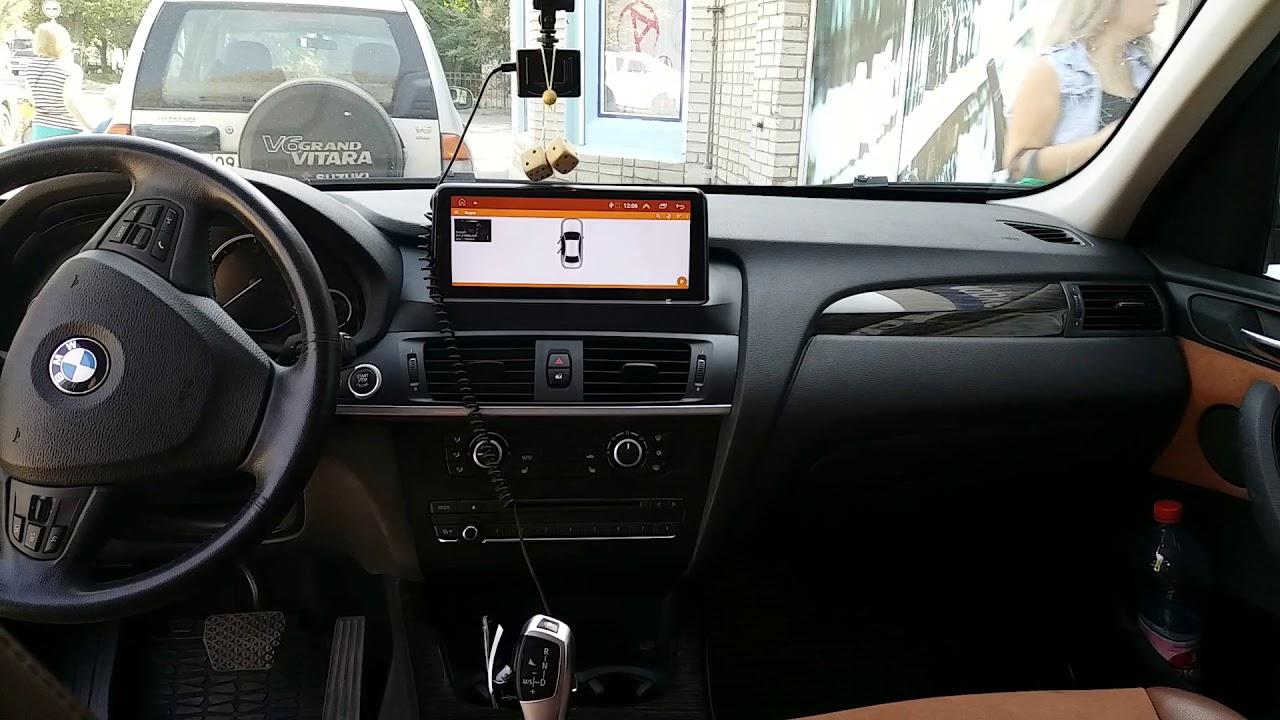 Андроид BMW F25