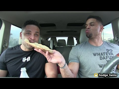 Full Day Of Eating #11 | Eating Mediterranean Food @hodgetwins