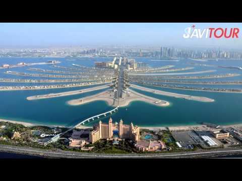 Paquete turístico y viaje a Dubai