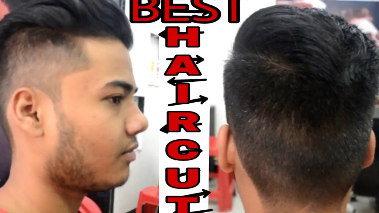 best summer hairstyle for indian men/boys 2018!   low faid
