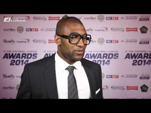 Reda Johnson | PFA Player in the Community | The Football League Awards 2014